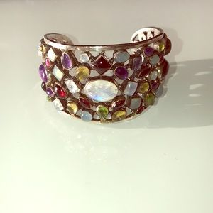Jewelry - Bejeweled Cuff